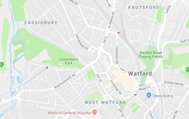 Nhs sexual health clinic watford